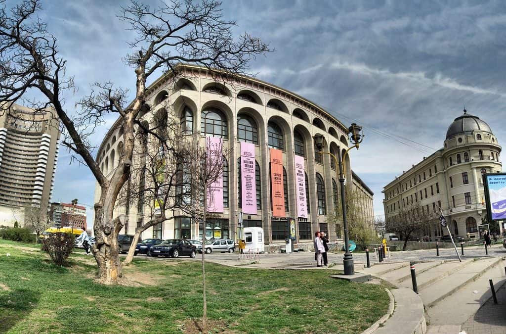 GeoCat Platinum sponsor of FOSS4G 2019 Bucharest