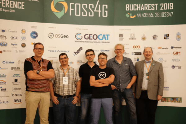 foss4g 2019 bucharest geocat